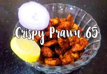 Crispy Prawn 65 Spicy Prawn Fry